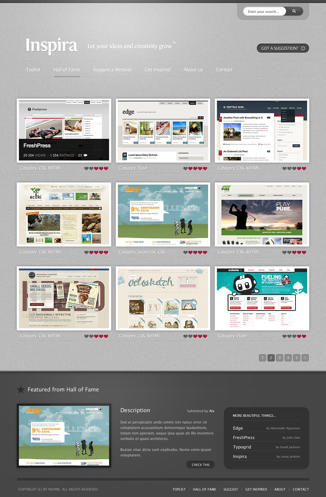 ft WordPress Theme Designs P2