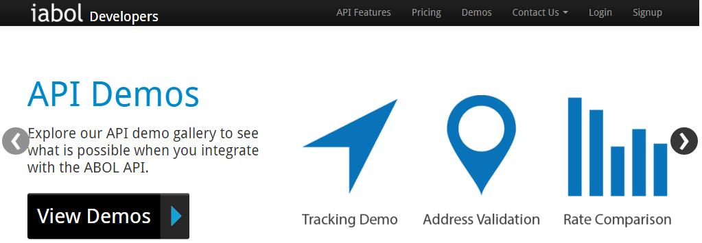 iabol - Shipping API