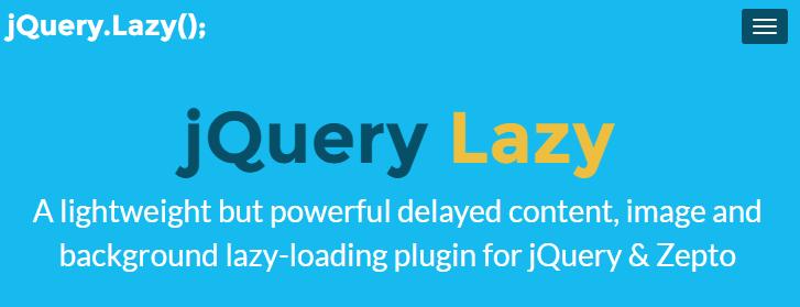 jQuery Lazy - jQuery.Lazy()