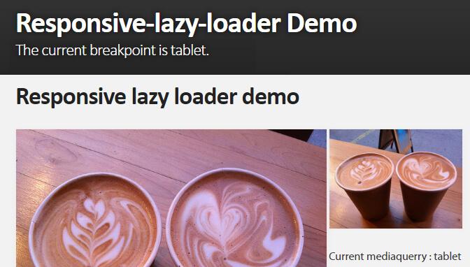 jetmartin Responsive lazy loader