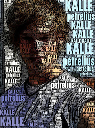 kalle typoArt by ~budhibutton