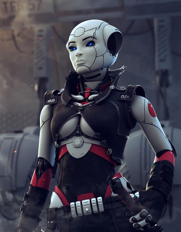 major RoboTotaRTs12 by sanat49