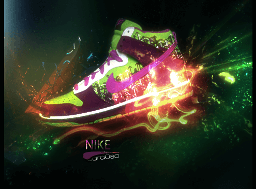 nike lp by card0so
