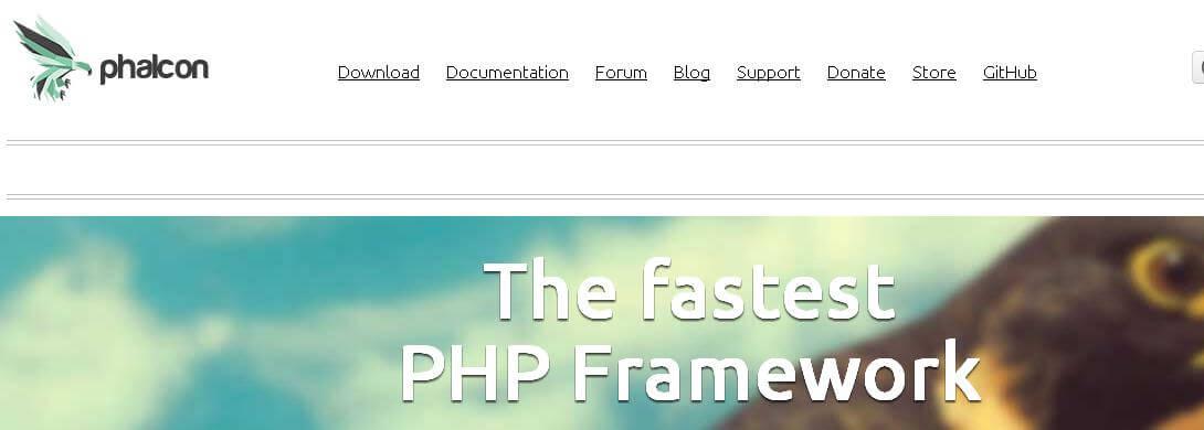 PHP Phalcon Framework