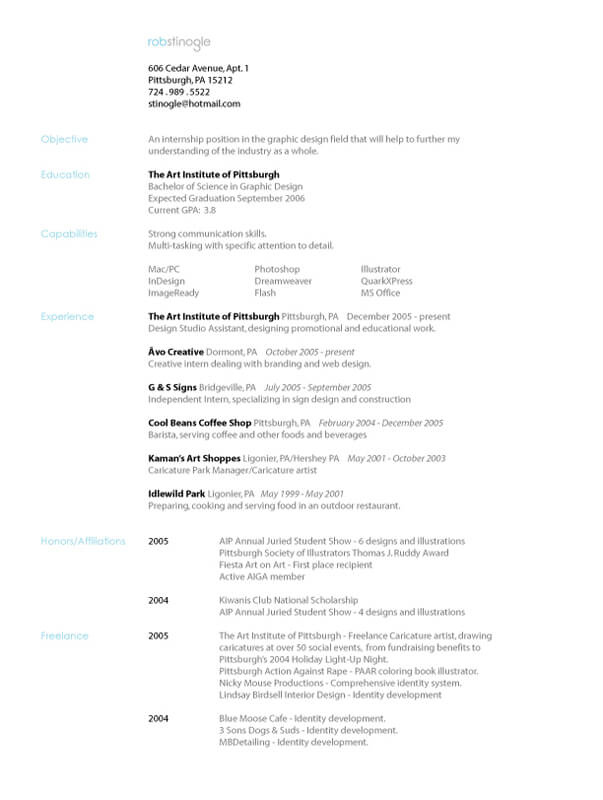 resume by ~Stinoga