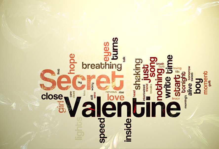 secret valentine. by ~sabreclaw