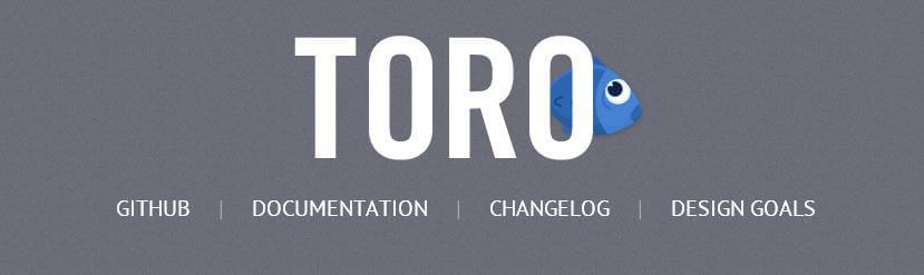 Toro php framework
