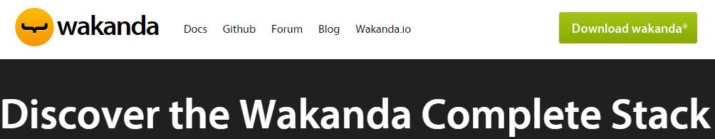 Framework - | wakanda